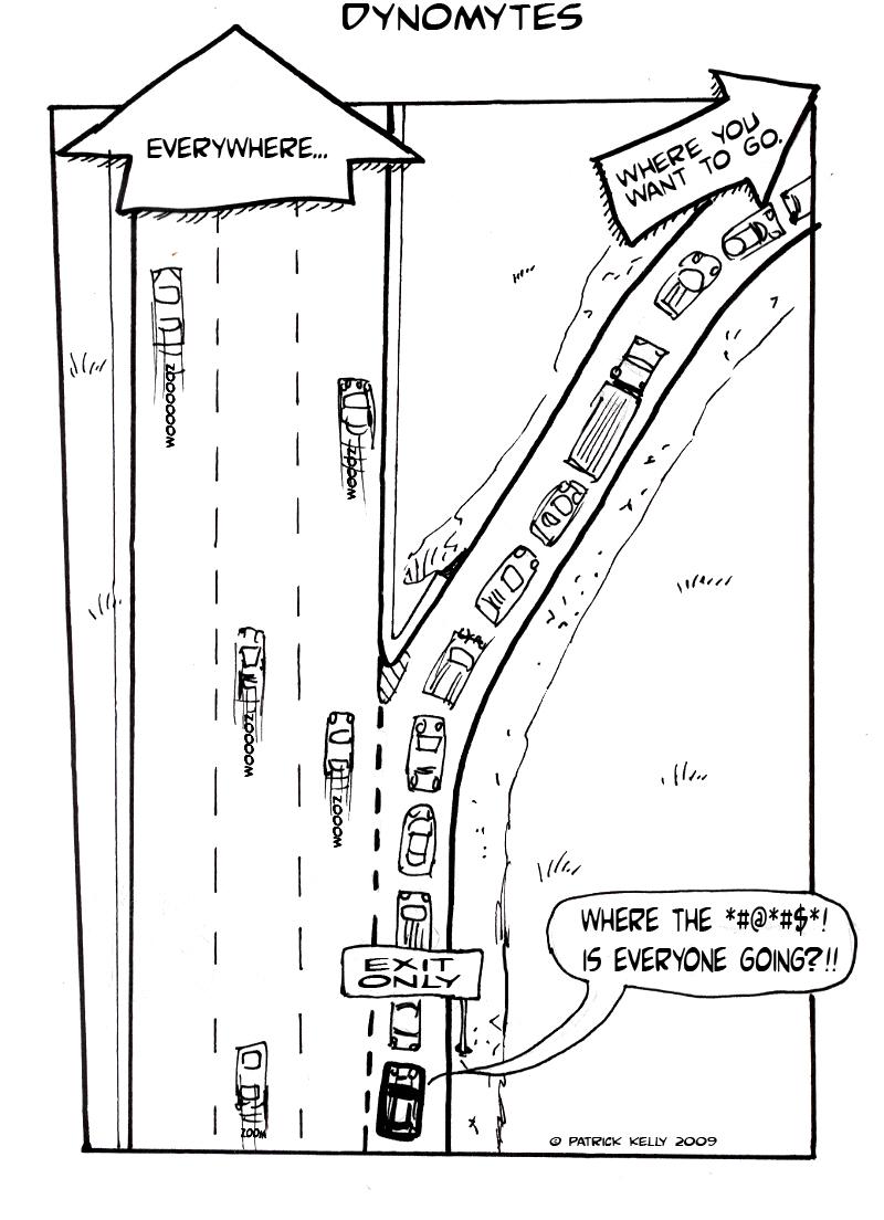 Traffic: Part 1