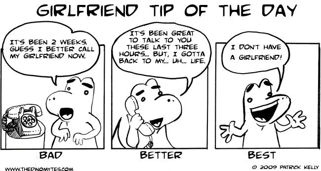 Girlfriend Tips